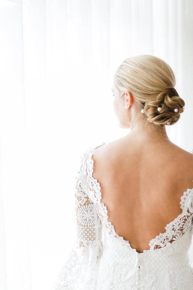 Une mariée prise en photo à Paris lors d'un mariage par Zephyr photography