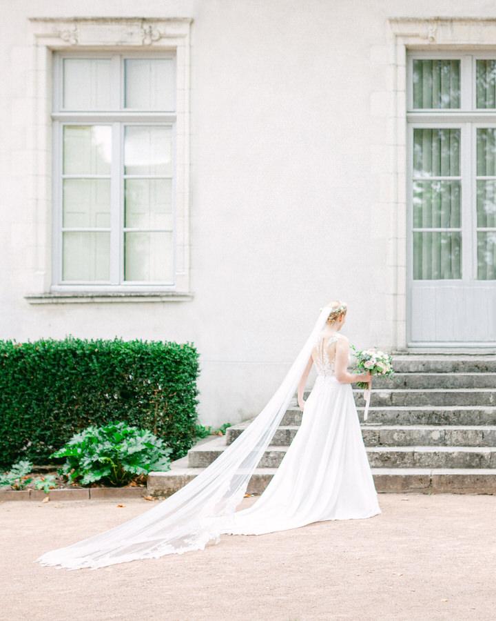 photographe mariage orleans et loiret - un mariage fine art à Paris